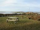 Connemara coastline from the property