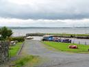 Nearby Knock harbour on the Shannon Estuary