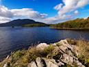 Purple Mountain over Muckross Lake.