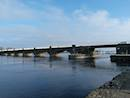 The bridge over the Shannon at Banagher
