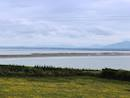 view from the front of the property towards Inch beach