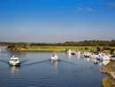 River Shannon at Shannonbridge