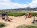 Culdaff Beach playground