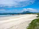 Sandy beach near Tully, Connemara.