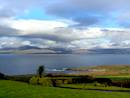 View from the front of the property across Bantry Bay