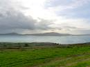 View across Dunmanus Bay from the front of the property