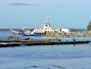 The Ferry to Strangford at Portaferry