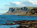 The coast at Ballycastle