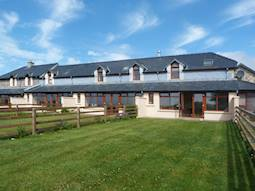 Terraced Barn Conversion