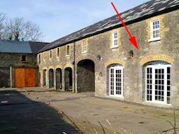 Terraced Converted Coach House